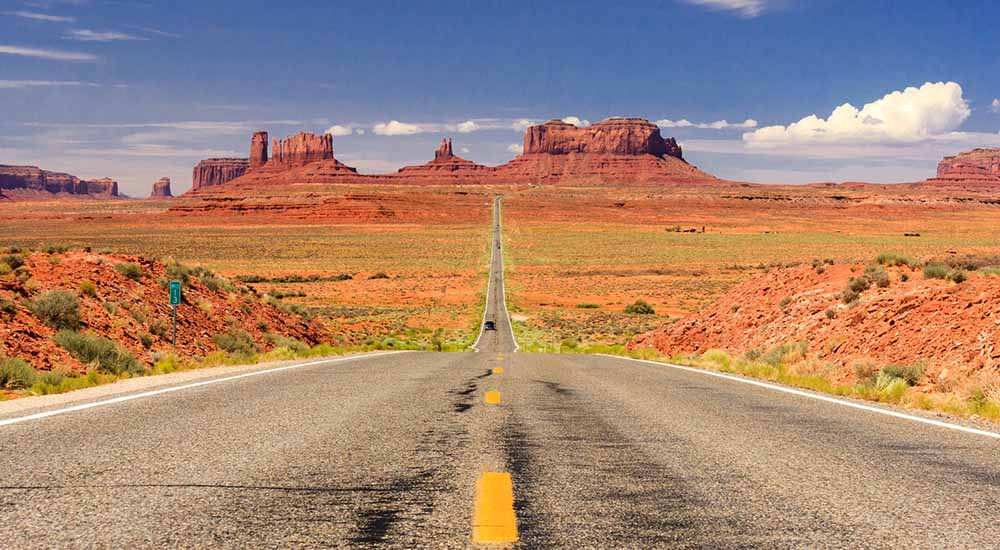 Monument Valley Strasse
